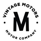 VM logo black